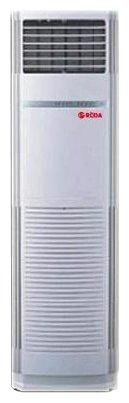 Монтаж колонного кондиционера 48 - до 150 кв.м